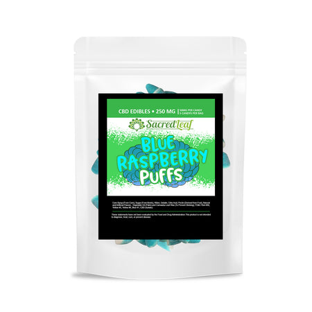 Sacred Leaf best CBD gummies