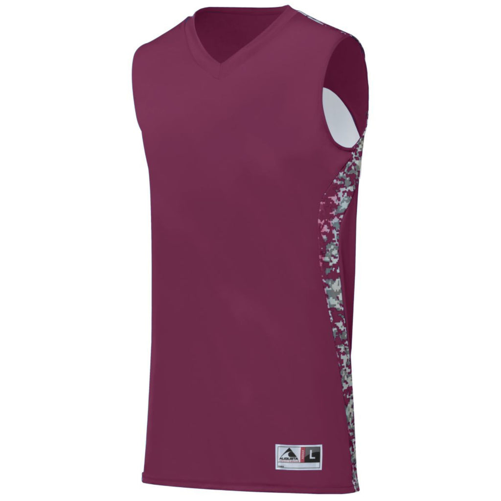 Augusta Sportswear Adult Hook Shot Reversible Jersey 1161