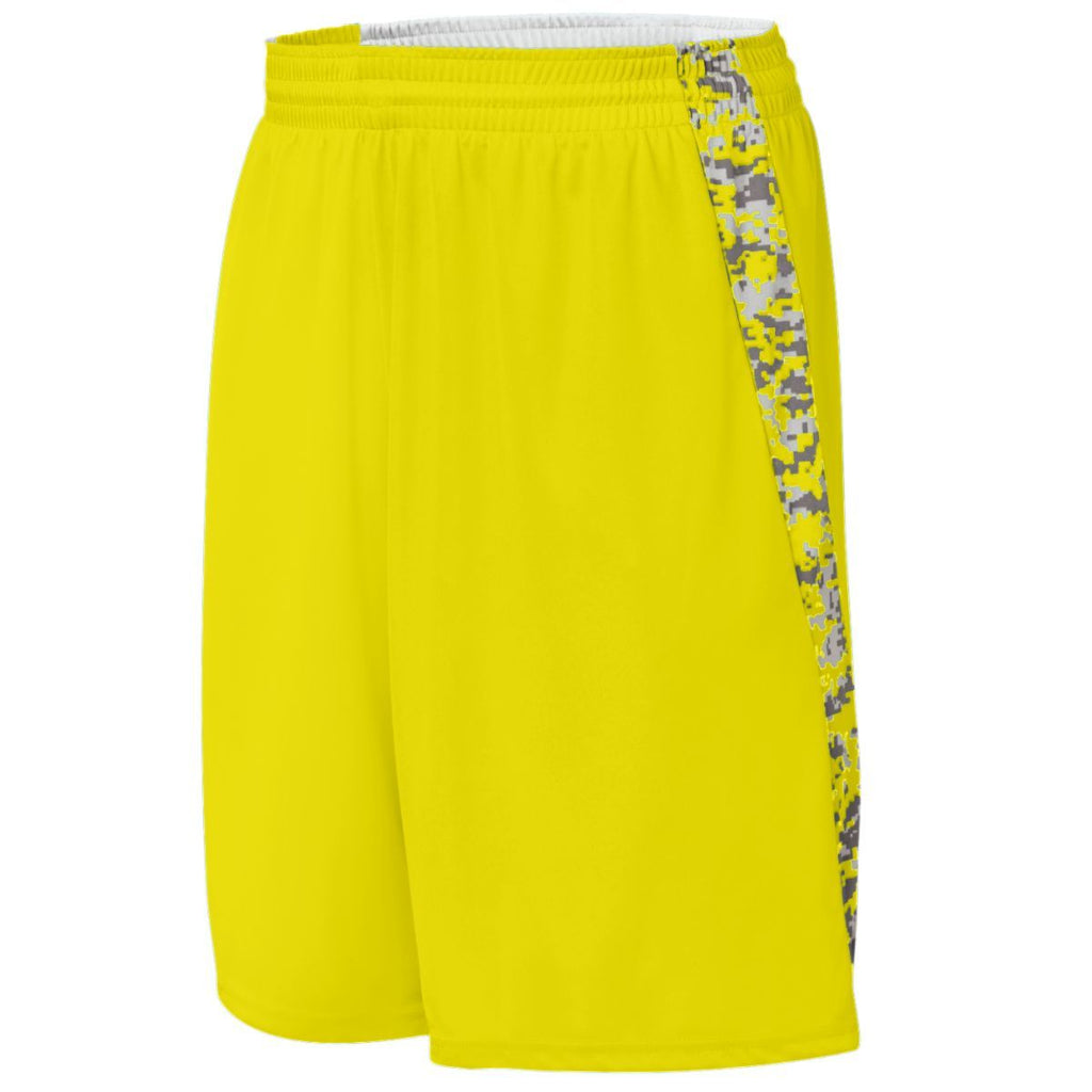 Augusta Sportswear Youth Hook Shot Reversible Shorts 1164