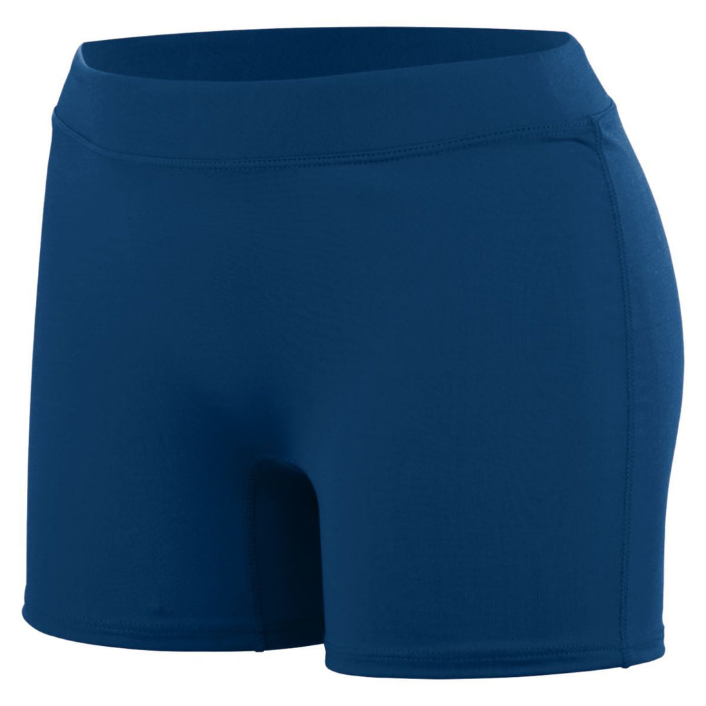 Augusta Sportswear Girls Enthuse Shorts 1223