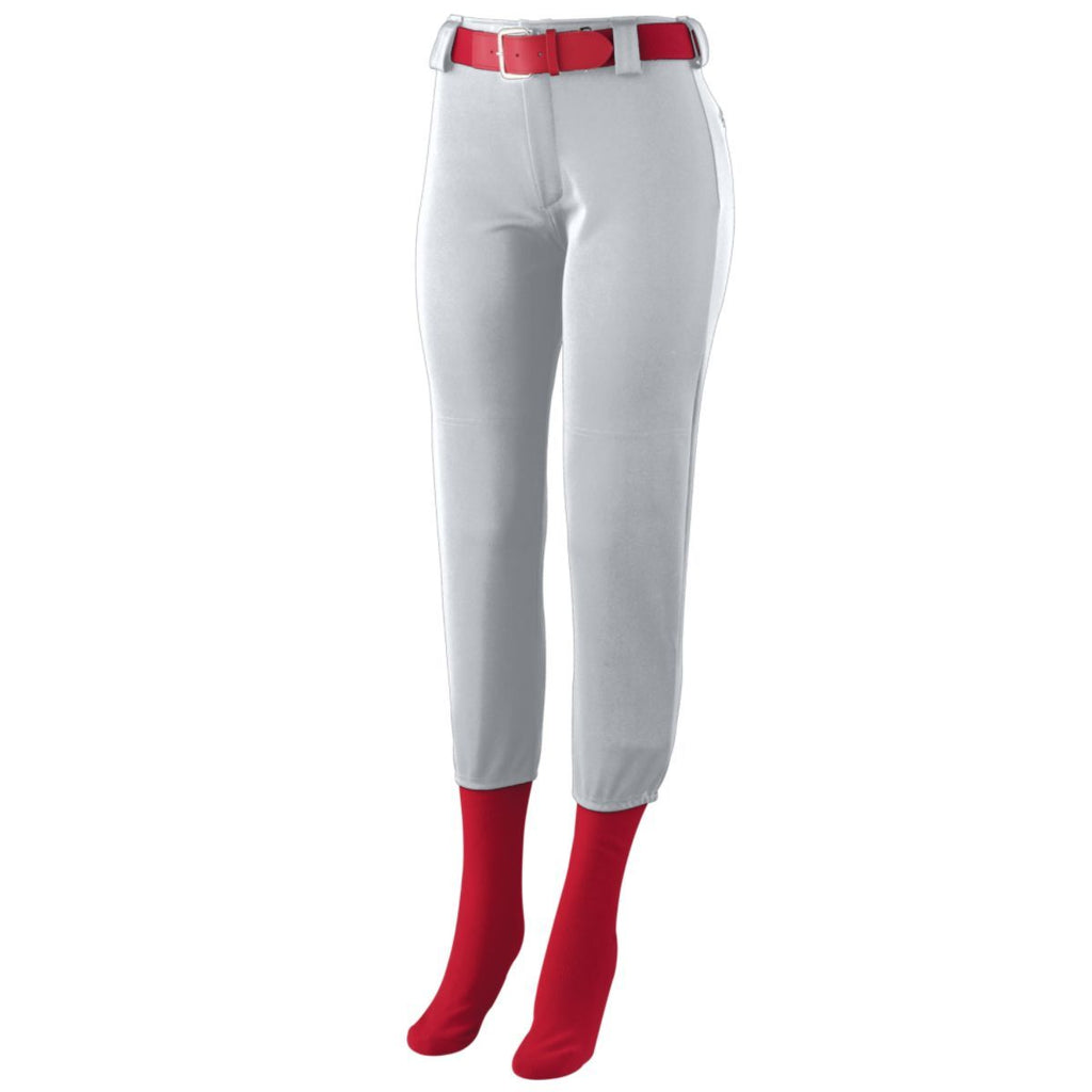 Augusta Sportswear Girls Low Rise Homerun Pant 1241