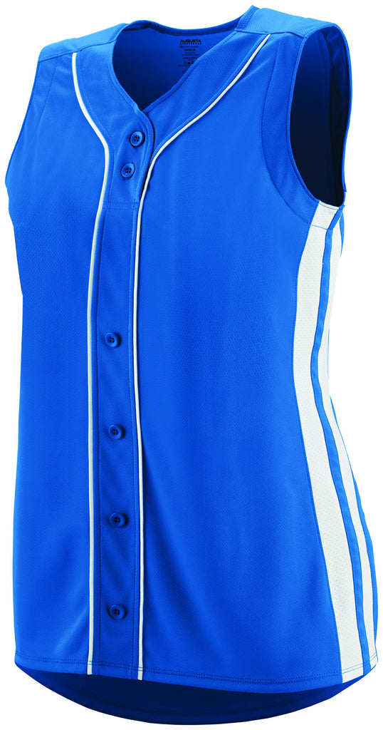 Augusta Sportswear Women Sleeveless Winner Jersey 1668 C