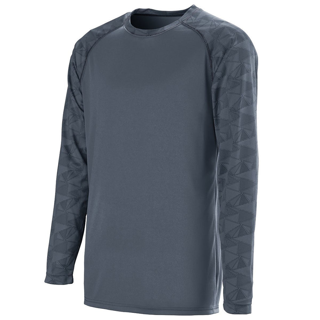 Augusta Sportswear Adult Fast Break Long Sleeve Jersey 1726 C