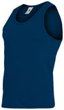 Augusta Sportswear Youth Poly Cotton Athletic Tank 181