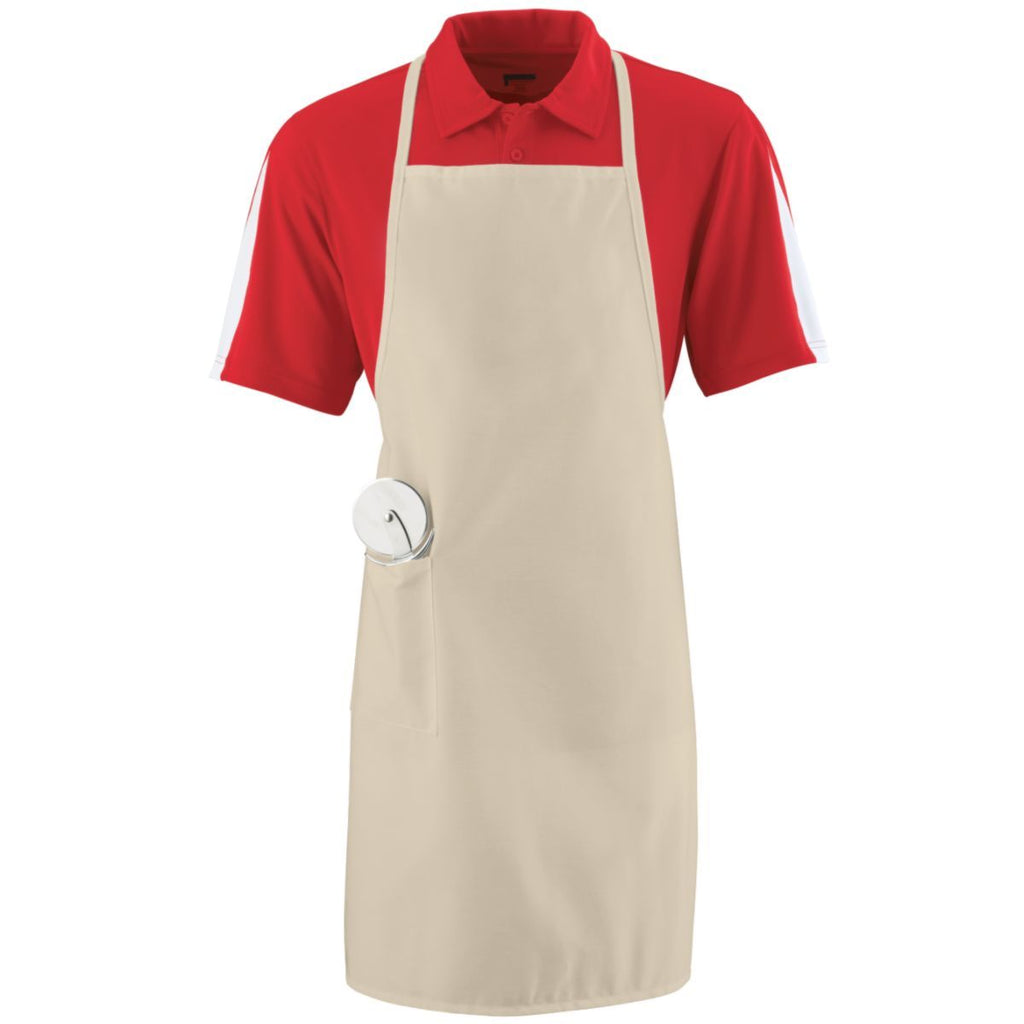Augusta Sportswear Long Apron With Pockets 2070