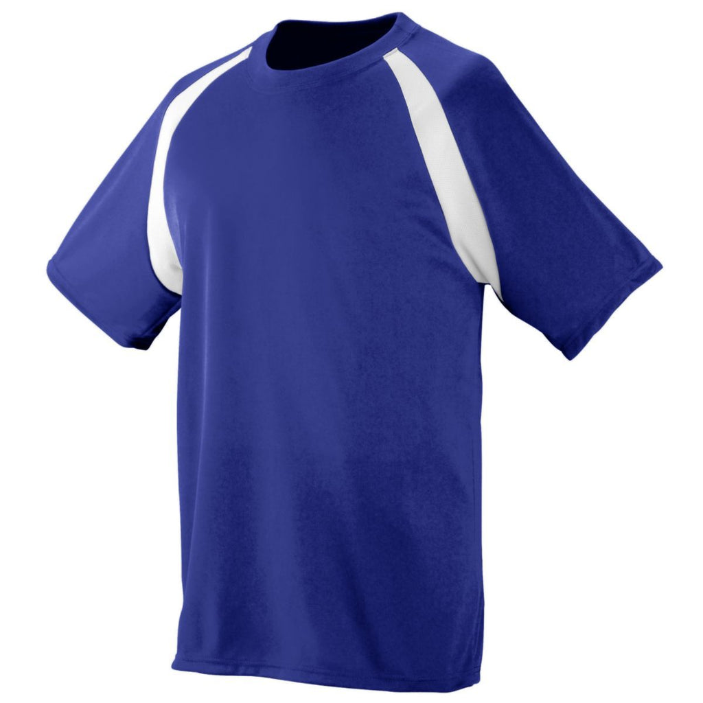 Augusta Sportswear Youth Wicking Color Block Jersey 219 C