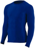 Augusta Sportswear Adult Hyperform Compression Long Sleeve Shirt 2604