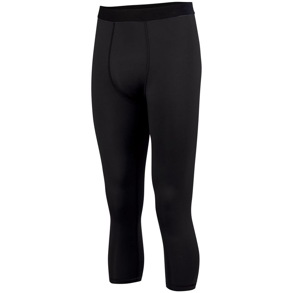 Augusta Sportswear Youth Hyperform Compression Calf Length Tight 2619