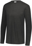 Augusta Sportswear Adult Tri Blend Long Sleeve Crew 3075