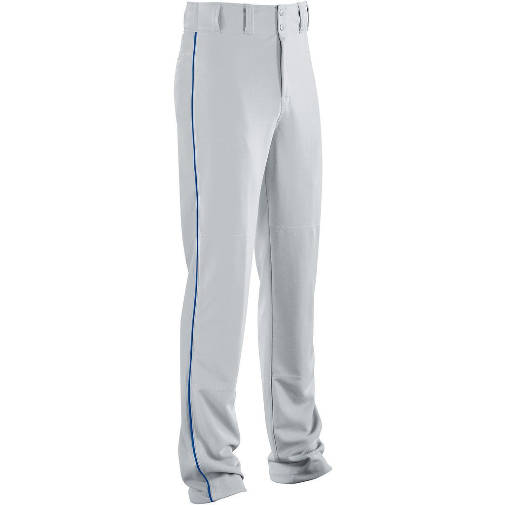 Augusta Sportswear Adult Piped Classic Double Knit Baseball Pant 315050 C