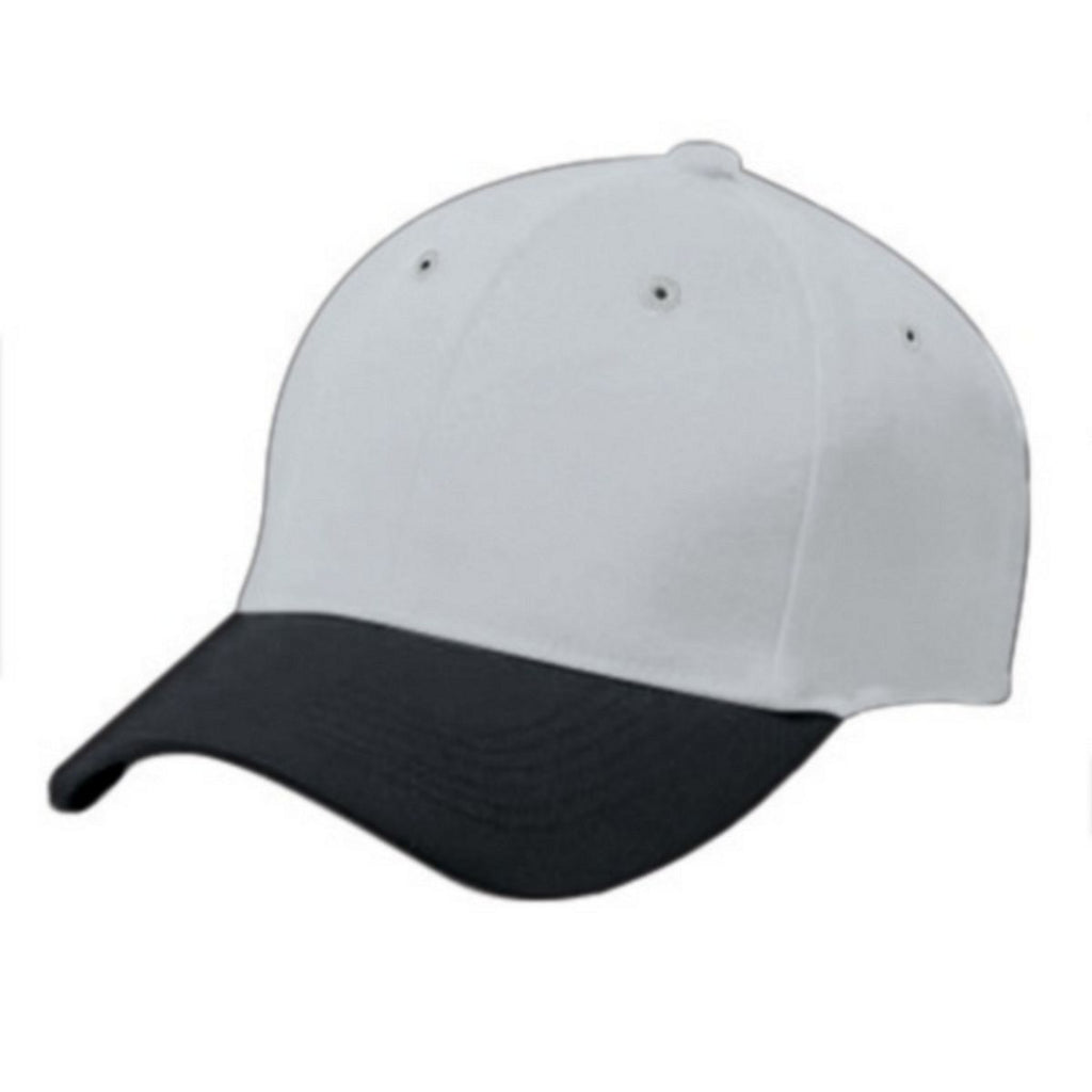 Augusta Sportswear Youth Cotton Twill 6 Panel Cap 319701 C