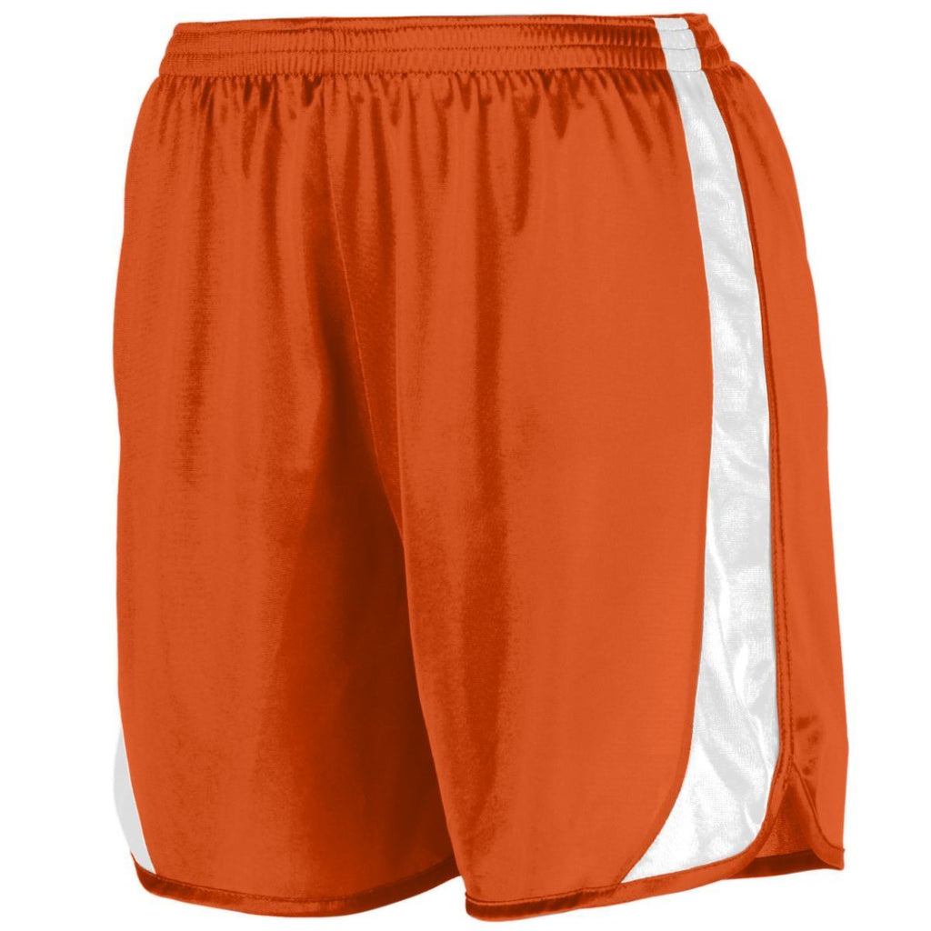 Augusta Sportswear Youth Wicking Track Shorts With Side Insert 328 C