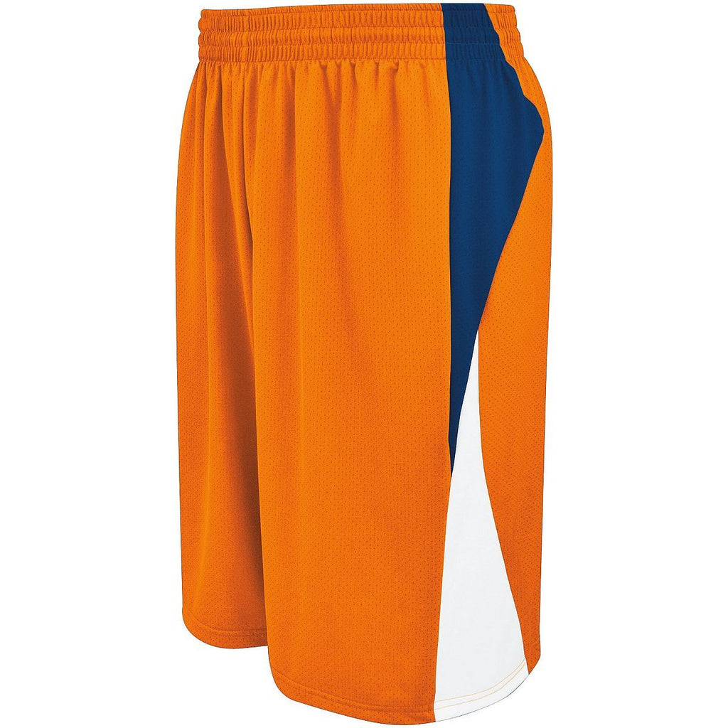 Augusta Sportswear Adult Campus Reversible Shorts 335850