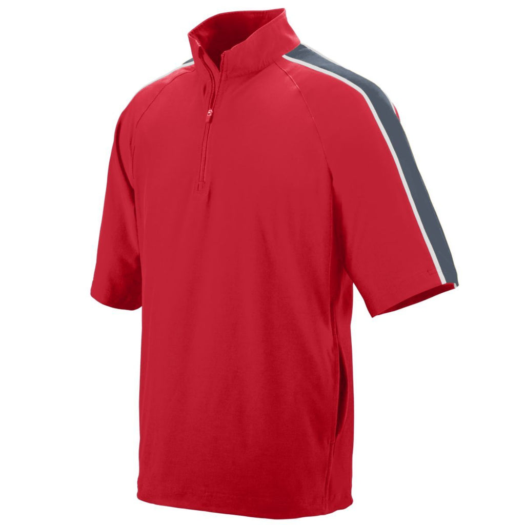 Augusta Sportswear Youth Quantum Short Sleeve Pullover 3789 C