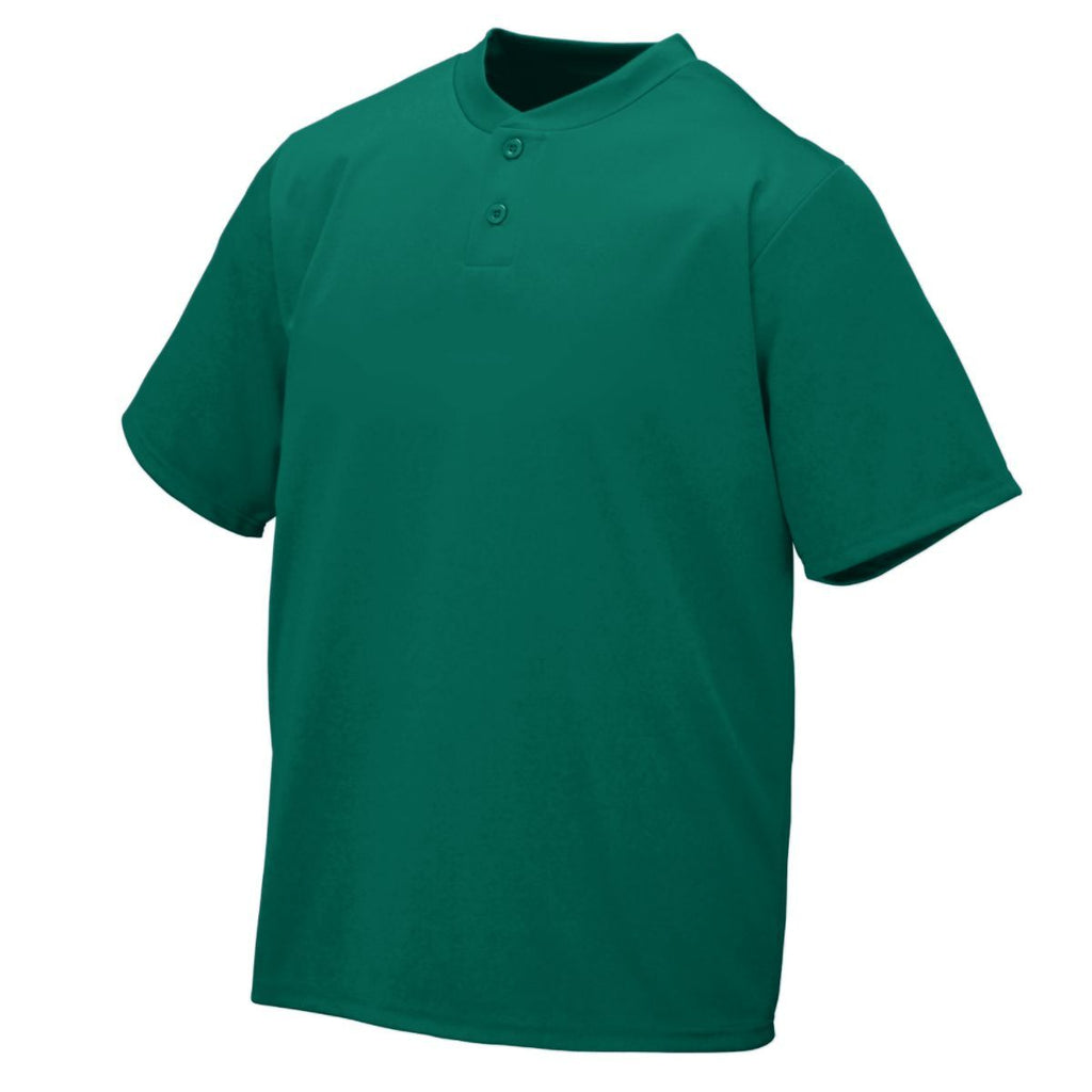 Augusta Sportswear Youth Wicking Two Button Jersey 427 C