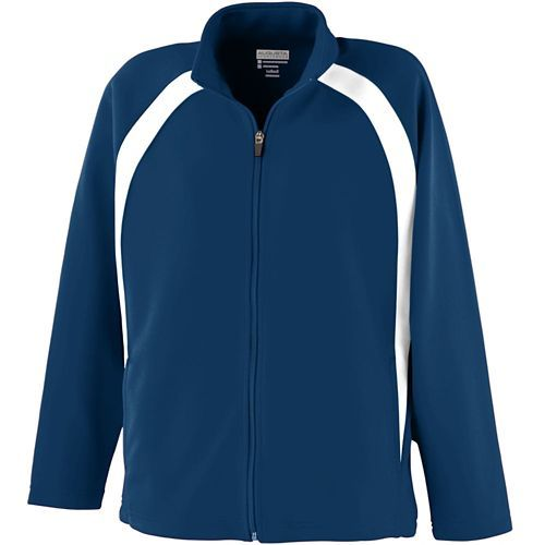 Augusta Sportswear Women Double Knit Color Block Jacket 4450 C