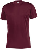 Augusta Sportswear Youth Attain Wicking Set In Sleeve Tee 4791