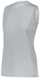 Augusta Sportswear Girls Attain Wicking Sleeveless Jersey 4795