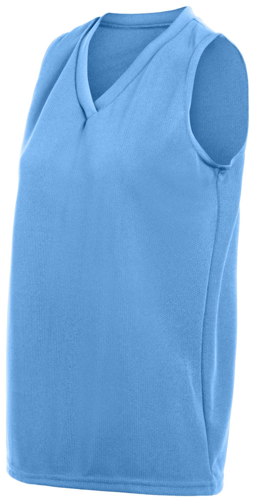 Augusta Sportswear Women Wicking Mesh Sleeveless Jersey 525 C