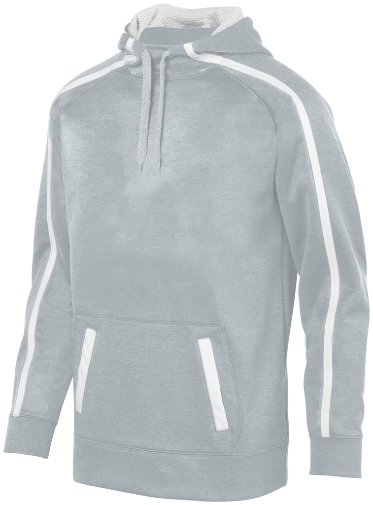 Augusta Sportswear Youth Stoked Tonal Heather Hoodie 5555