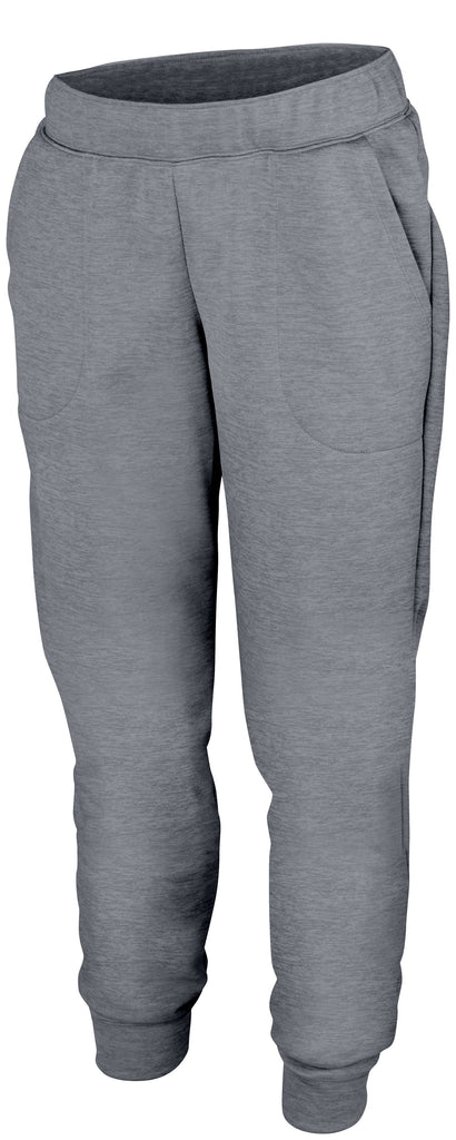 Augusta Sportswear Women Tonal Heather Fleece Jogger 5564