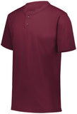 Augusta Sportswear Youth 2 Button Baseball Jersey 644 C