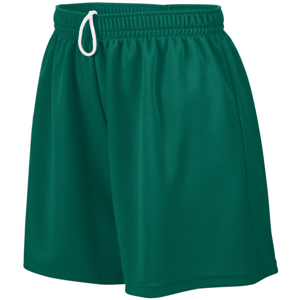 Augusta Sportswear Women Wicking Mesh Shorts 960