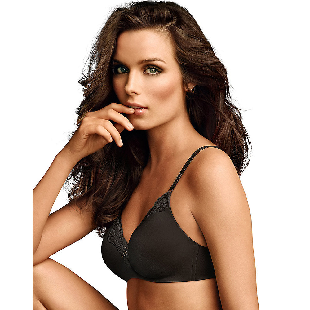 Maidenform Comfort Devotion No Wire Demi Bra With Lift - 9456