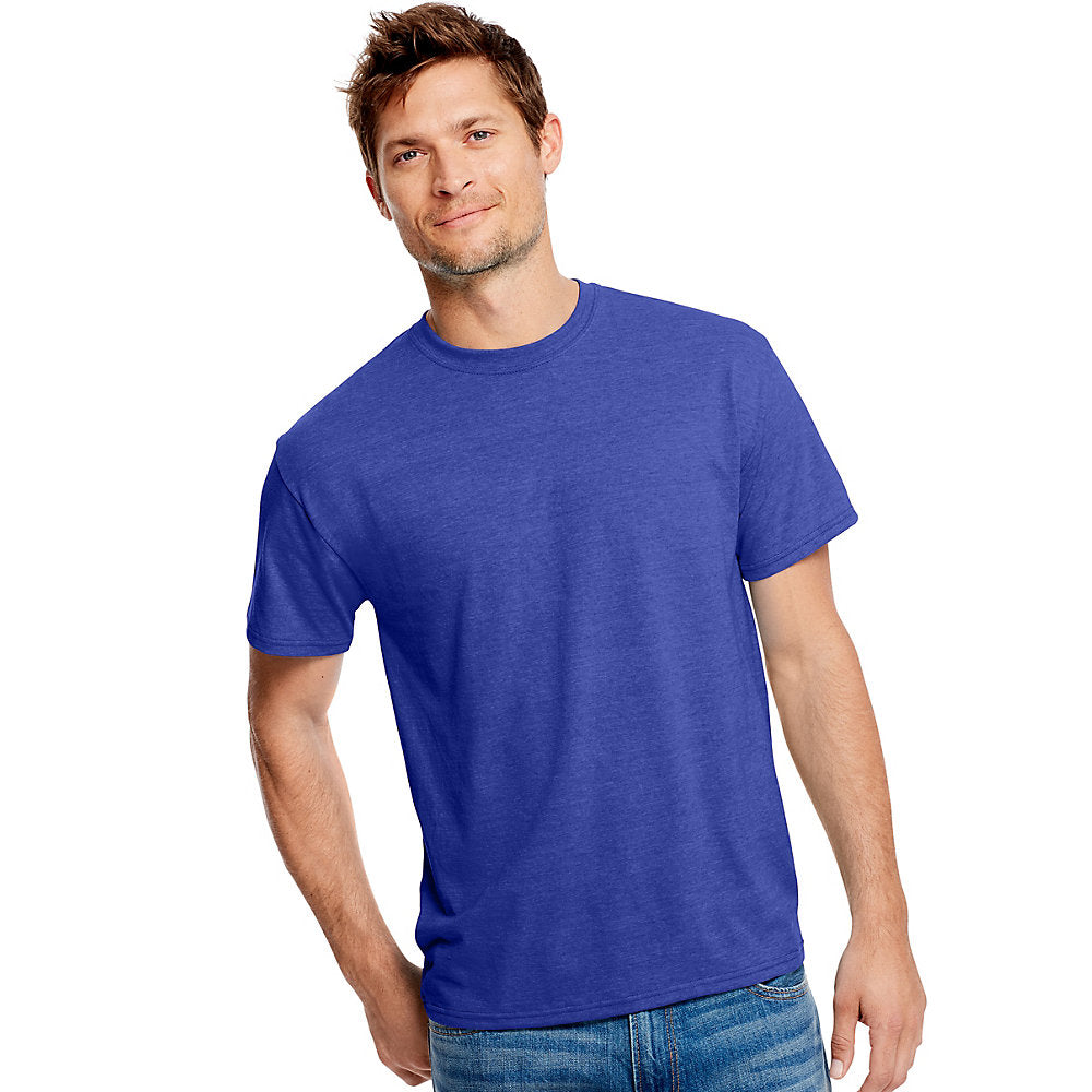 Hanes Men's X-Temp w/Fresh IQ Tri-Blend Performance Tee - 42TB