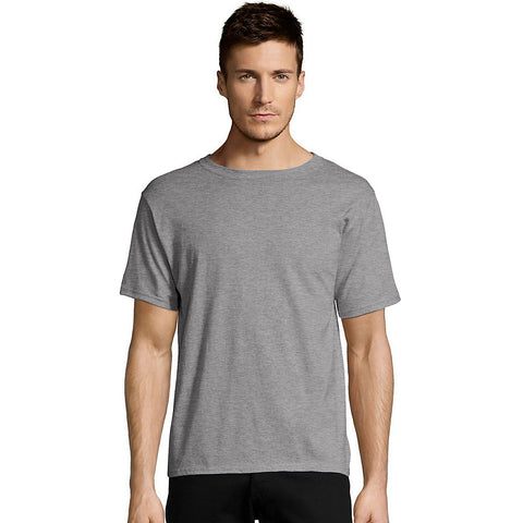 Hanes ComfortBlend EcoSmart Crewneck Men's T-Shirt Heather