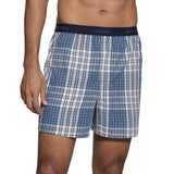 Hanes Classics Men's TAGLESS Boxer with Comfort Flex Waistband 5-Pack - 765BP5