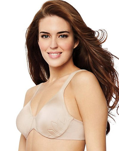 Bali Live It Up Seamless Underwire Bra