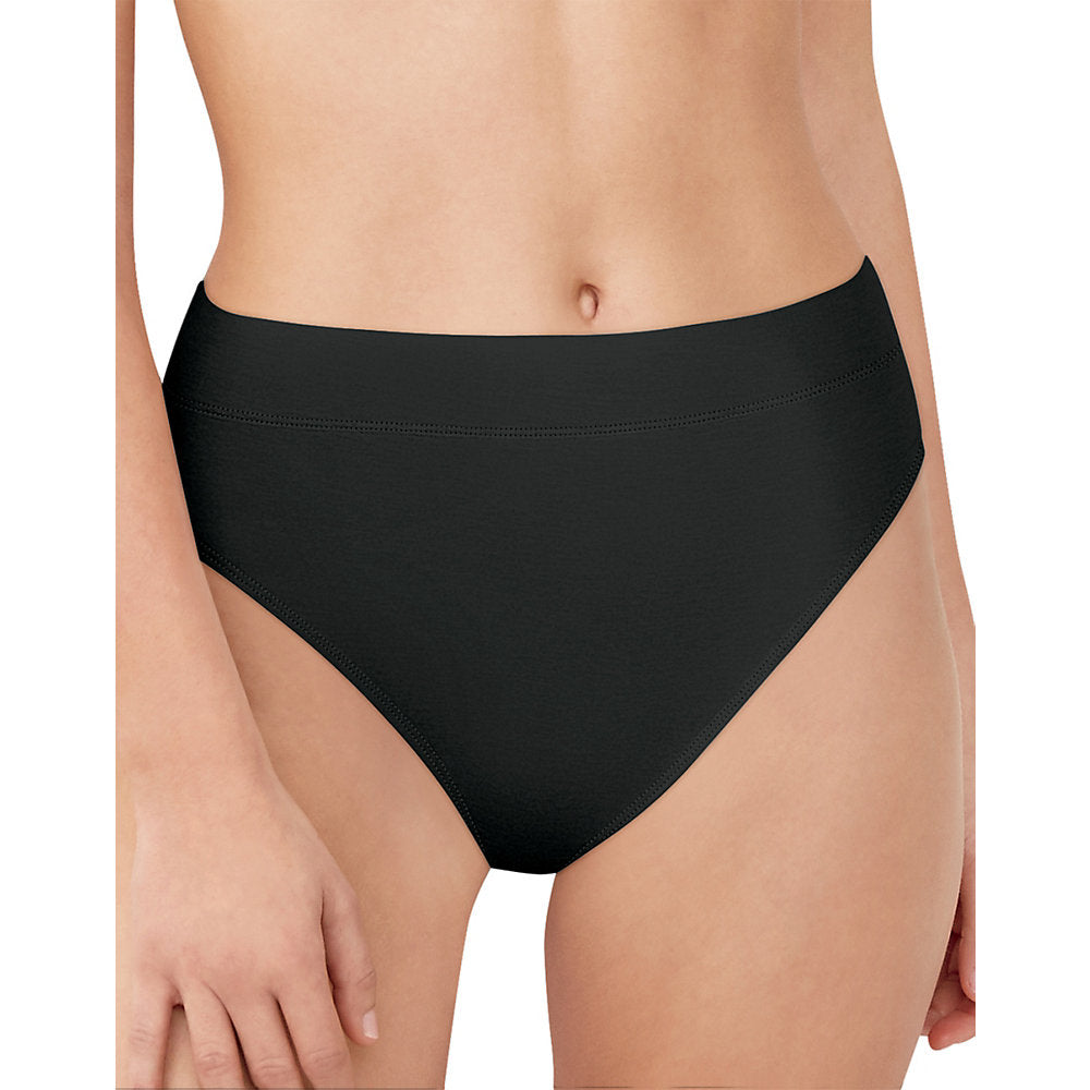 Bali Incredibly Soft Hi-Cut Panty - DFSHC1