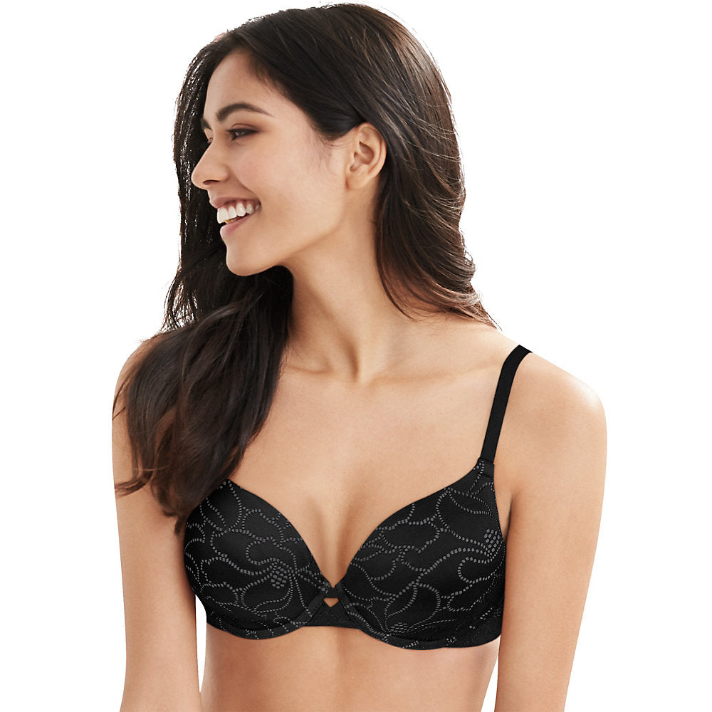 delete Hanes Ultimate No Show Support Underwire - DHHU33