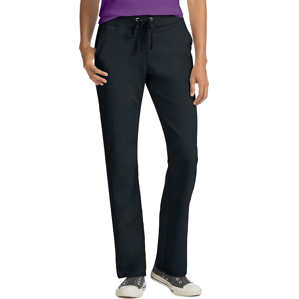Hanes Women's French Terry Pocket Pant - O4677