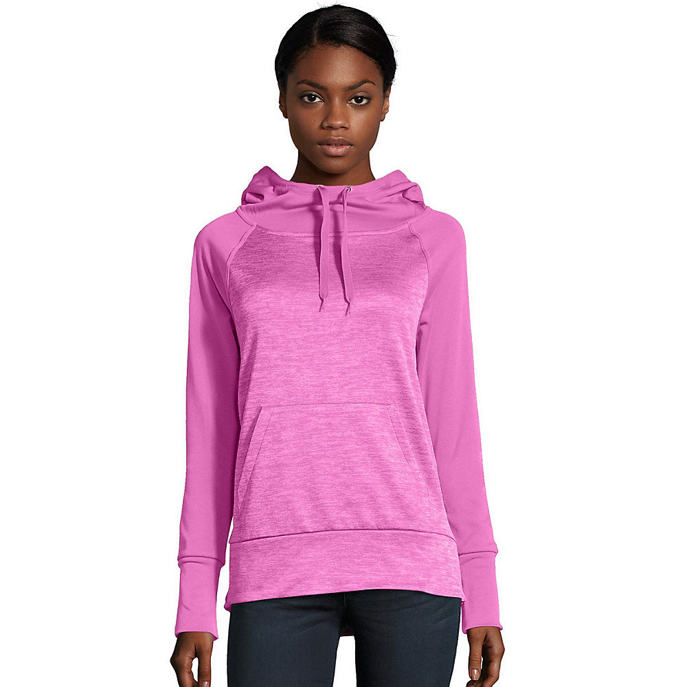 Hanes Sport 153 Women's Performance Fleece Hoodie - O4874