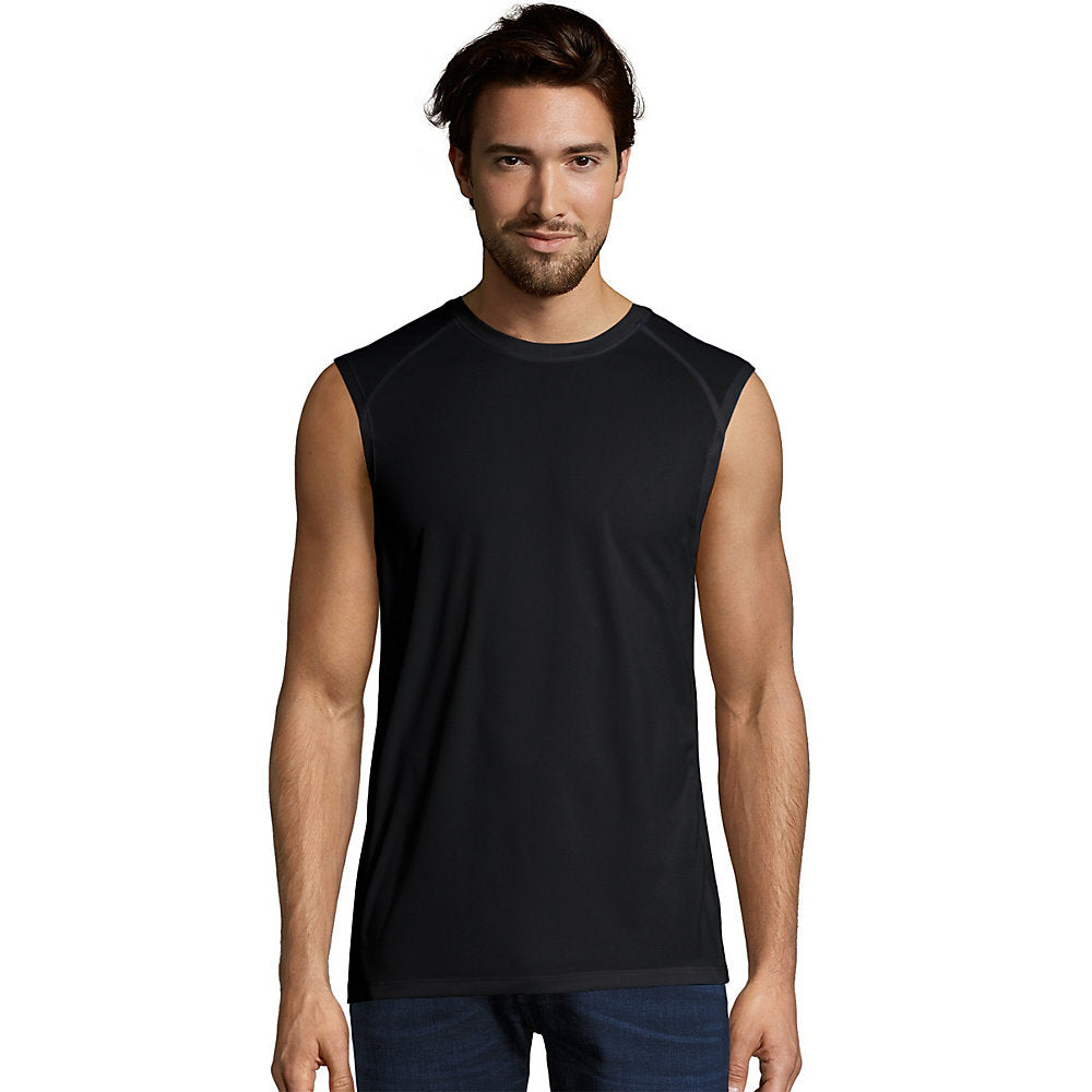 Hanes Sport 153; Men's Performance Muscle Tee - O5425