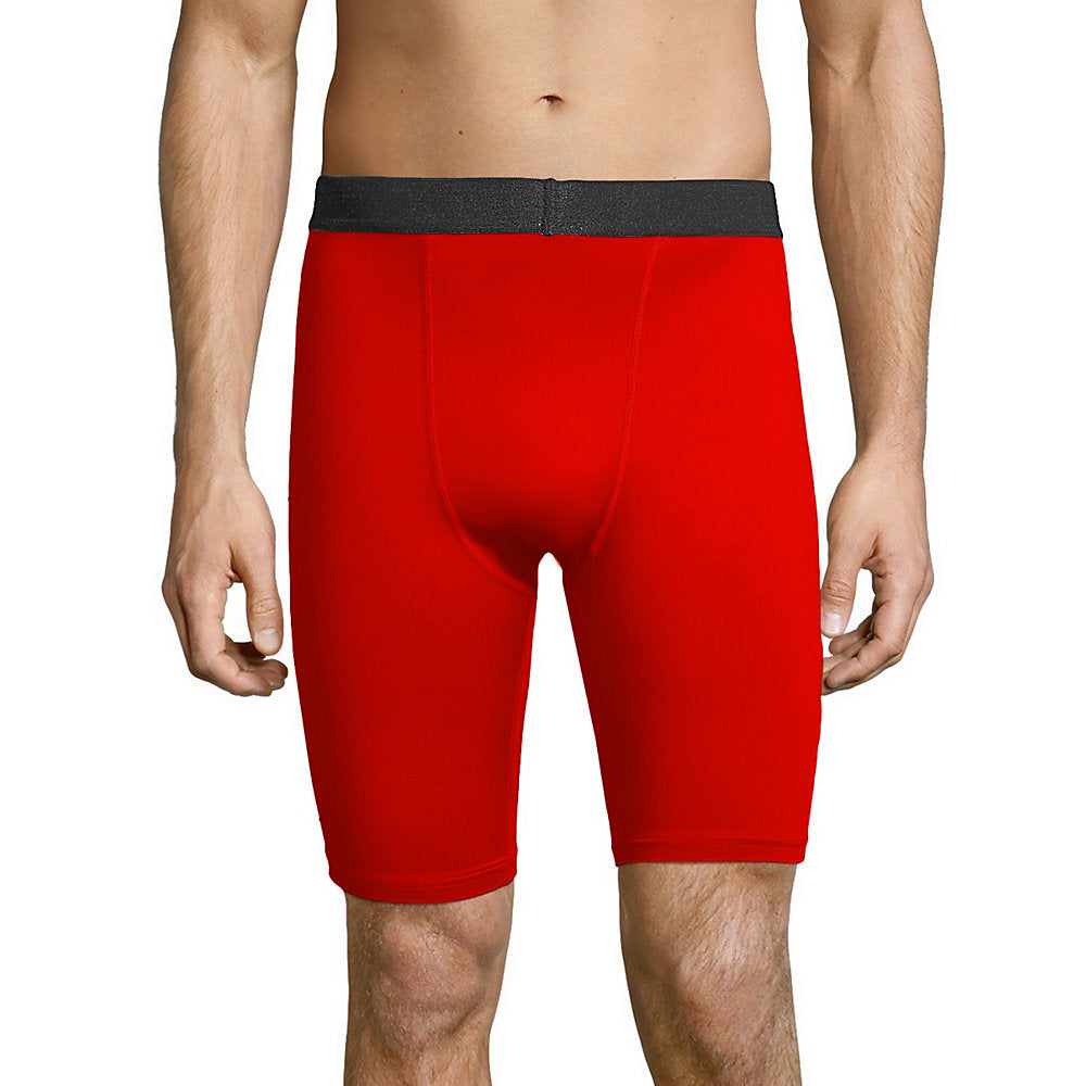 Hanes Sport 153; Men's Performance Compression Shorts - O5940