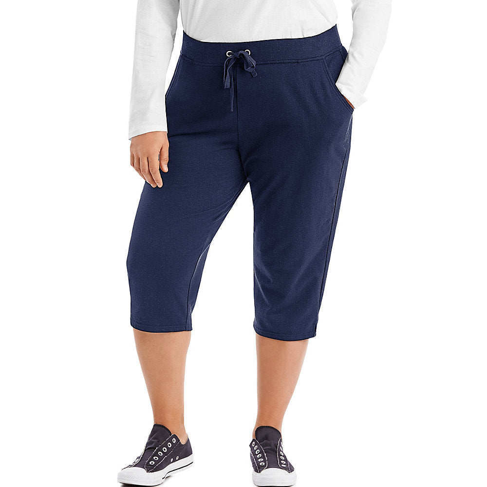 Just My Size French Terry Women's Capris - OJ185