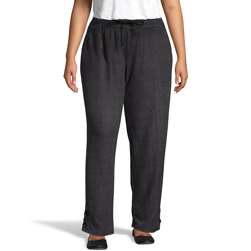 JMS French Terry Lace Up Pant - OJ934