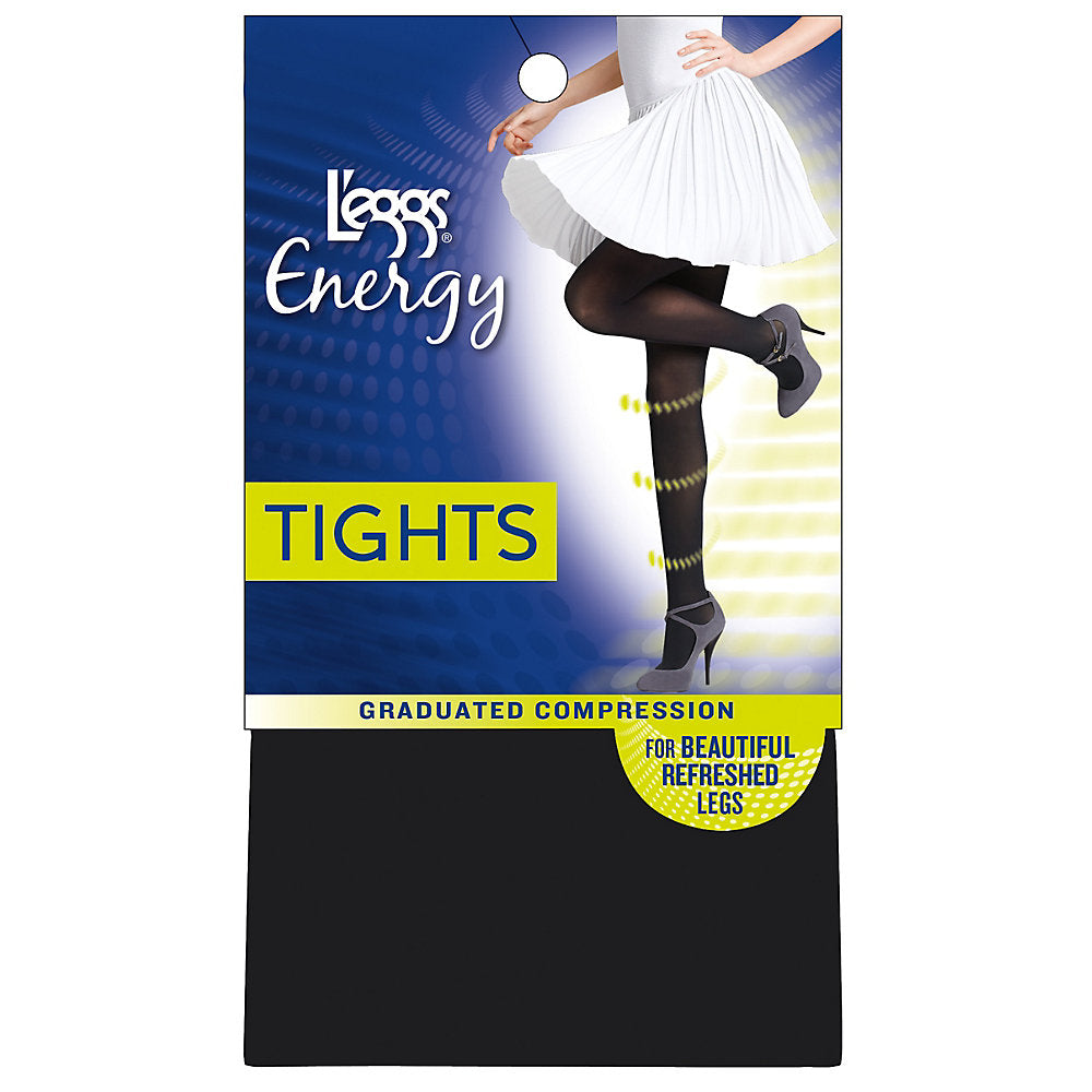 L'eggs Energy Collection Opaque Tights - 2000
