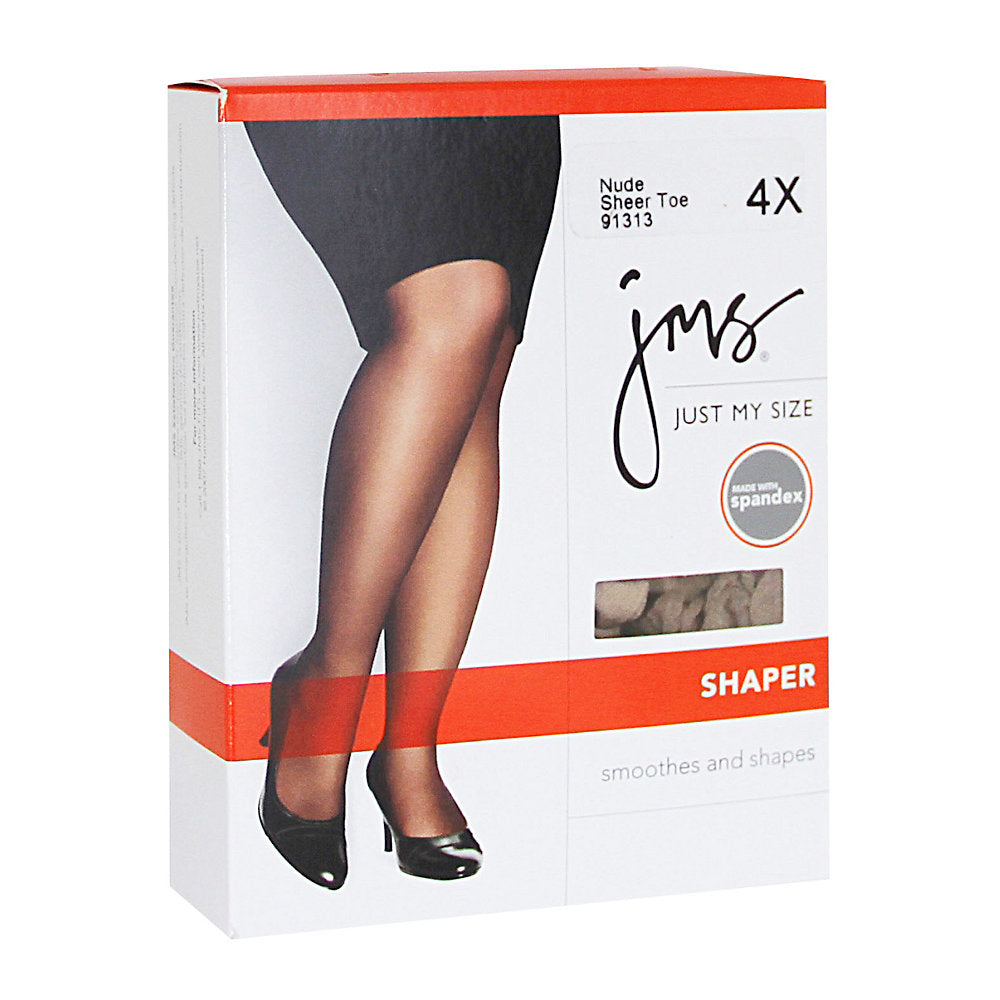 Shaper with Silky Leg; Sheer Toe - 82122