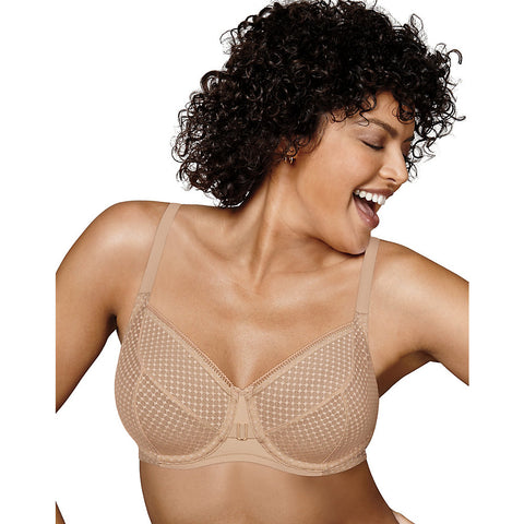 Playtex US4713 Love My Curves Amazing Shape Balconette Underwire Bra