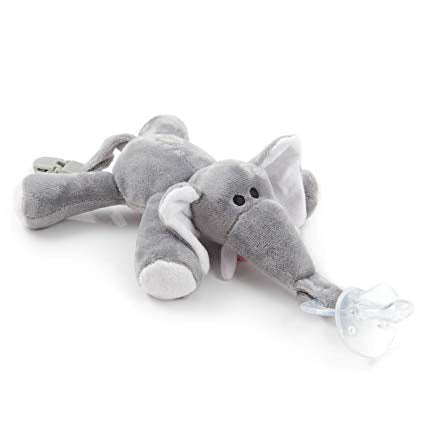 Playfellow Plush Toy Pacifier