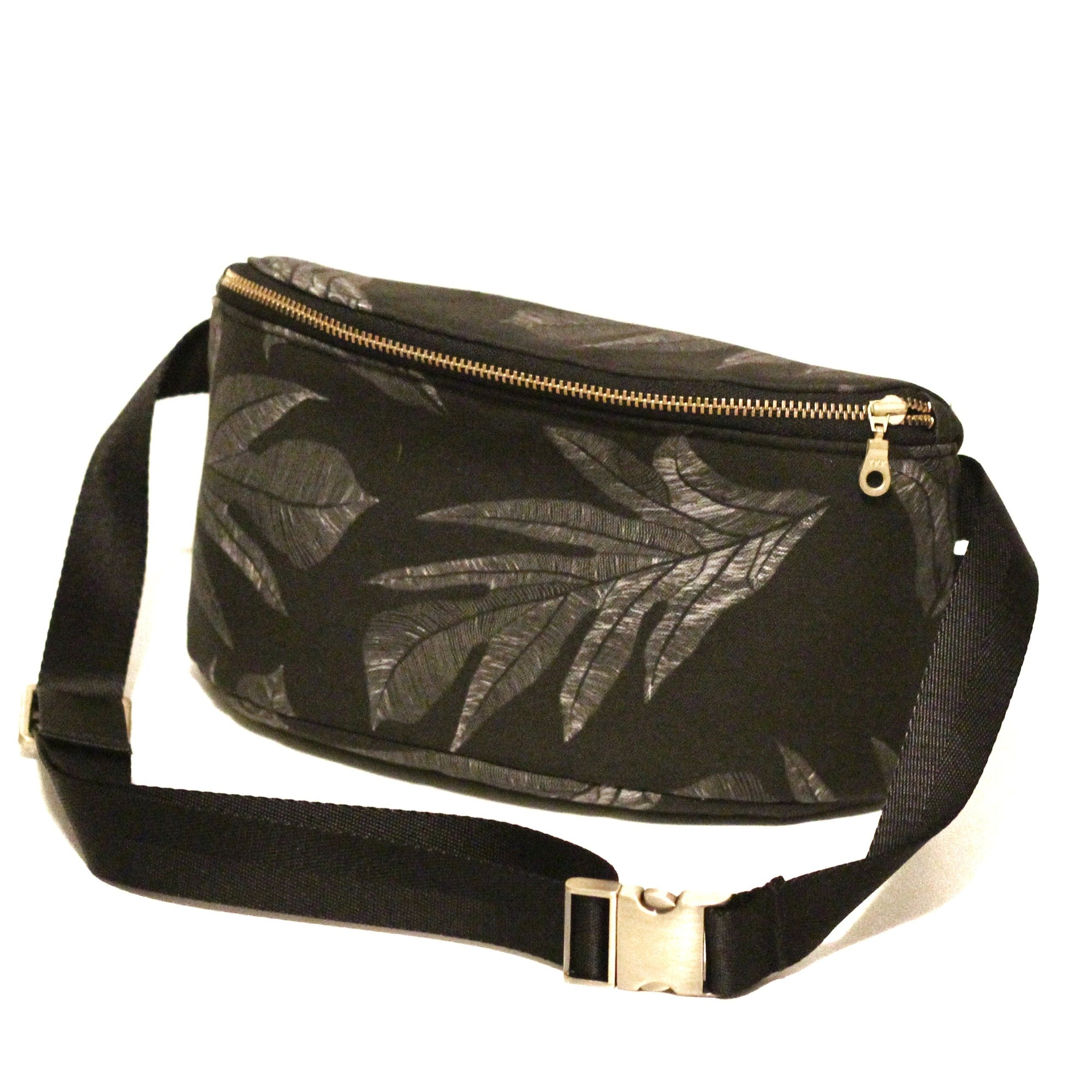 Black 'Ulu Hip Pack