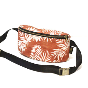 Palms Rust Hip Pack