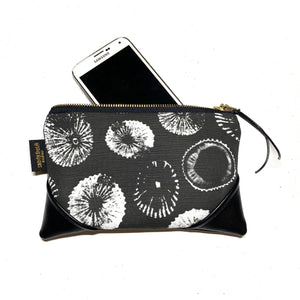 Mini 'Opihi Zipper Clutch