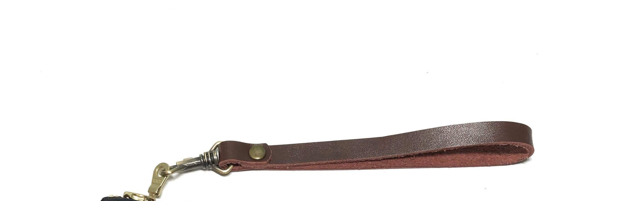 Genuine Leather Wrist Strap (Add On Only)