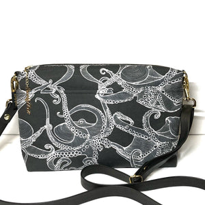 Black Tako Large Crossbody
