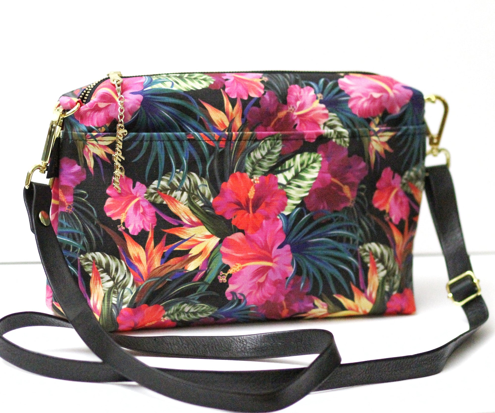Garden Happiness Large Crossbody
